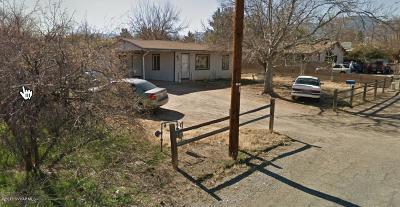 Cottonwood AZ Single Family Home For Sale: $115,000