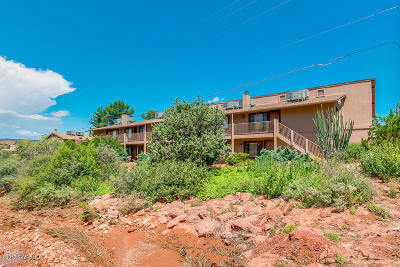 Sedona Condo/Townhouse For Sale: 115 E Cortez Drive #213