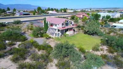 Camp Verde Single Family Home For Sale: 2265 N Beech Blvd