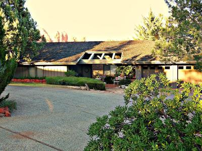 Sedona Single Family Home For Sale: 500 Rodeo Rd