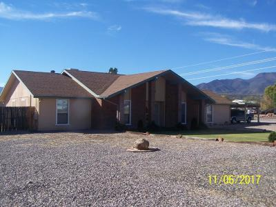Cottonwood Single Family Home For Sale: 1245 S Palisade Drive