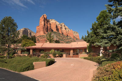 Sedona AZ Single Family Home For Sale: $1,150,000