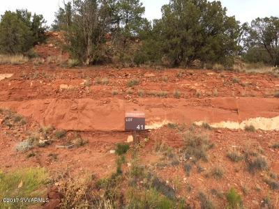 Sedona Residential Lots & Land For Sale: 467 Loy Lane