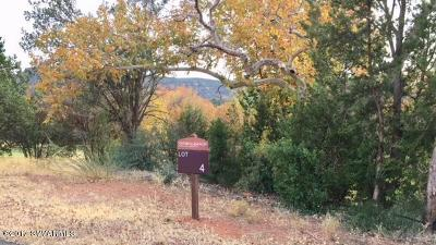Sedona Residential Lots & Land For Sale: 307 Loy Lane