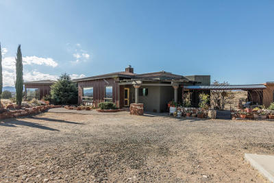 Cornville AZ Single Family Home For Sale: $925,000