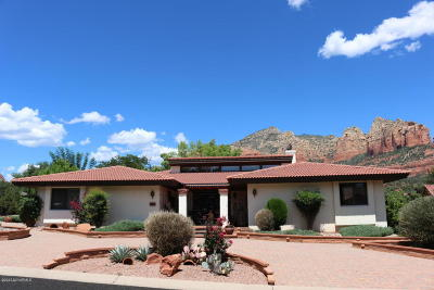 Sedona Single Family Home For Sale: 400 Orchard Lane