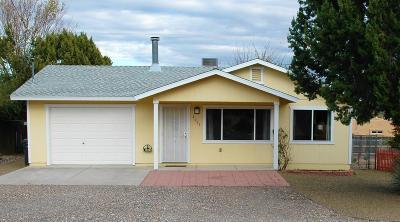 Rimrock Single Family Home For Sale: 4095 N Nachez Drive