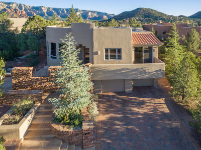 Sedona Single Family Home For Sale: 212 Calle Diamante