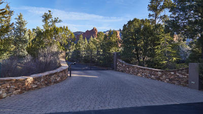 Sedona Single Family Home For Sale: 250 Enchanted Way