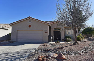 Cottonwood AZ Single Family Home For Sale: $315,000