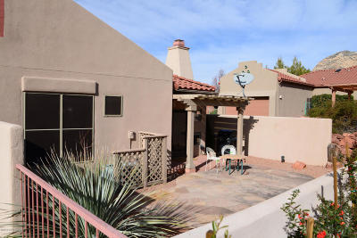 Sedona Condo/Townhouse For Sale: 700 Agave Court