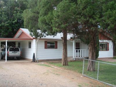 Camp Verde Single Family Home For Sale: 945 W Buffalo Tr