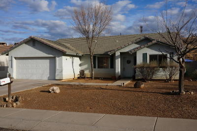 Camp Verde Single Family Home For Sale: 697 S Azure Drive