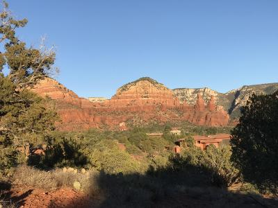 Sedona Residential Lots & Land For Sale: 55 Rosemary Court