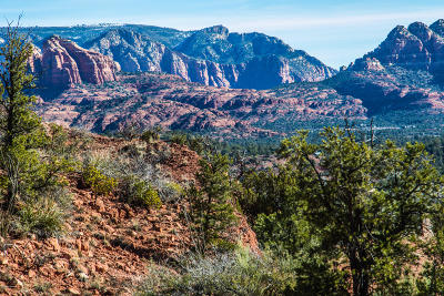 Sedona Residential Lots & Land For Sale: 4951 Red Rock Loop Rd