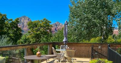 Sedona Single Family Home For Sale: 315 Willow Way