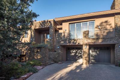 Sedona Single Family Home For Sale: 965 W Park Ridge Drive