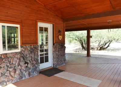 Bagdad AZ Single Family Home For Sale: $980,000