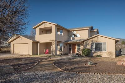 Cottonwood AZ Single Family Home For Sale: $399,900