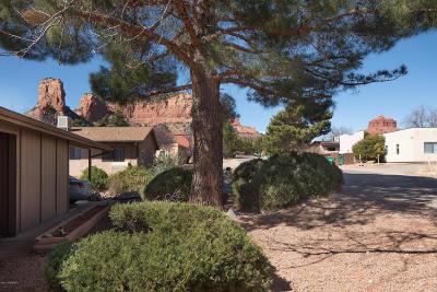 Sedona Single Family Home For Sale: 168/170 Sugarloaf St