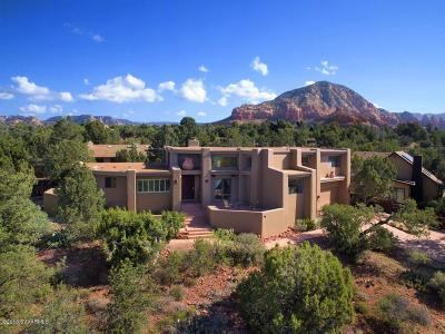 Sedona, Camp Verde, Cornville, Cottonwood, Lake Montezuma, Prescott, Prescott Valley, Rimrock Single Family Home For Sale: 60 Piki Drive