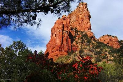 Sedona Residential Lots & Land For Sale: Red Butte Drive