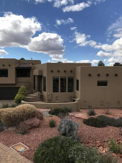 Sedona Single Family Home For Sale: 10 Bella Vista Court