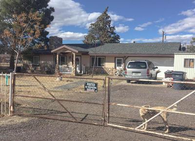 Camp Verde Single Family Home For Sale: 188 E Stolen Blvd