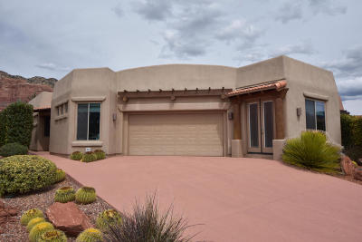 Sedona Single Family Home For Sale: 20 Starview Court