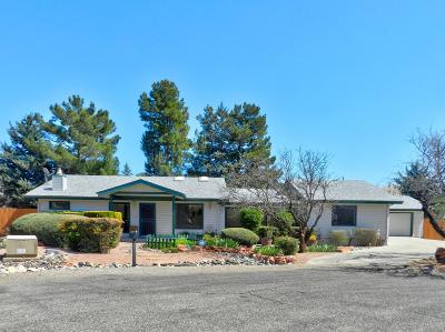 Sedona Single Family Home For Sale: 10 Broken Lance Way