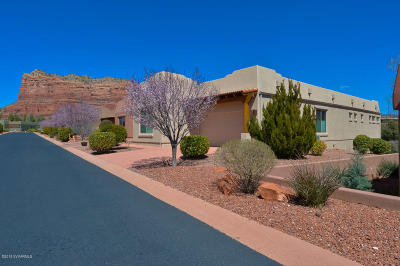 Sedona Single Family Home For Sale: 130 Bell Creek Way