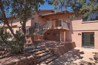 Sedona, Camp Verde, Cornville, Cottonwood, Lake Montezuma, Prescott, Prescott Valley, Rimrock Single Family Home For Sale: 35 Roadrunner Rd