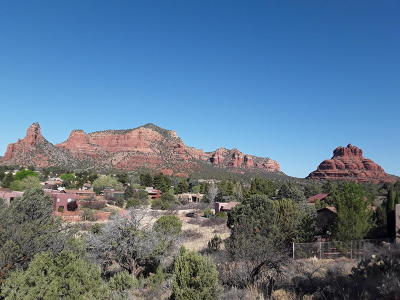 Sedona Residential Lots & Land For Sale: 40 Long Shadows Court