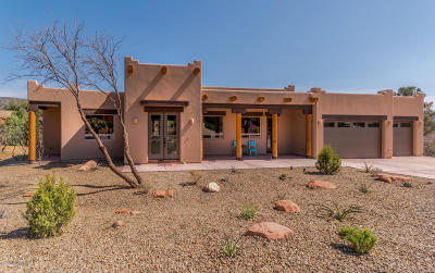 Sedona Single Family Home For Sale: 70 Suncliffe Drive