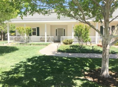 Camp Verde Single Family Home For Sale: 4001 Old State Highway 279