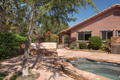 Sedona Single Family Home For Sale: 170 Grasshopper Lane