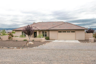 Cottonwood Single Family Home For Sale: 2639 S Teresa Lane