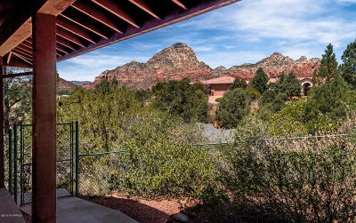 Sedona Single Family Home For Sale: 25 San Mateo Circle