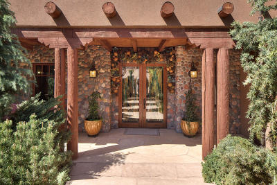 Sedona Single Family Home For Sale: 288 Back O Beyond Circle