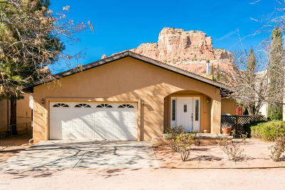 Sedona Single Family Home For Sale: 400 Fairway Oaks Drive