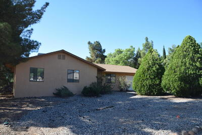Cottonwood Single Family Home Pending - Take Backup: 329 W Fir St
