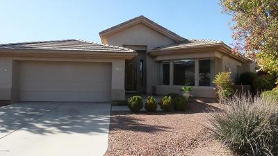 Sedona Single Family Home For Sale: 45 Heritage Circle