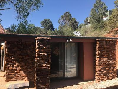 Sedona Single Family Home For Sale: 160 Budd Way