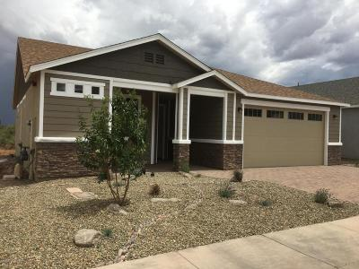 Clarkdale Single Family Home For Sale: 1940 Northstar Drive