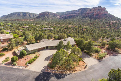 Yavapai County Single Family Home For Sale: 315 Red Rock Drive
