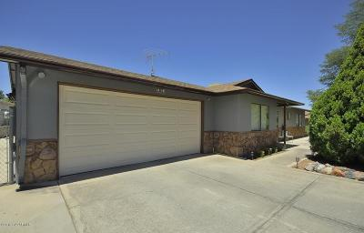 Cottonwood Single Family Home For Sale: 4144 Wild Stallion Tr