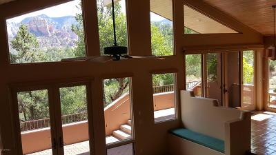 Sedona Single Family Home For Sale: 306 Les Springs Drive
