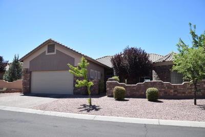 Cornville Single Family Home For Sale: 5835 E La Privada Drive