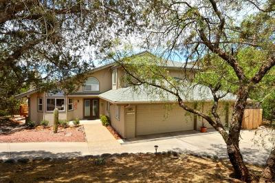 Sedona Single Family Home For Sale: 179 Lake Drive
