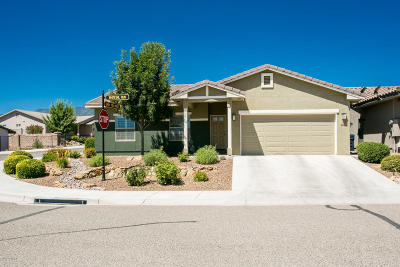 Cottonwood Single Family Home For Sale: 1380 Whitetail Run